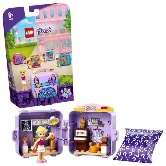 Obrázek z LEGO Friends 41670 Stephaniin baletní boxík