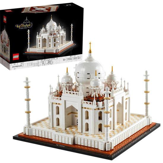 Obrázek z LEGO Architekt 21056 Taj Mahal