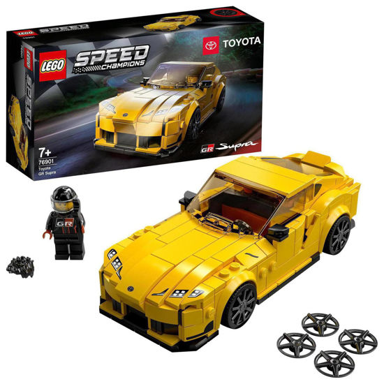 Obrázek z LEGO Speed 76901 Toyota GR Supra