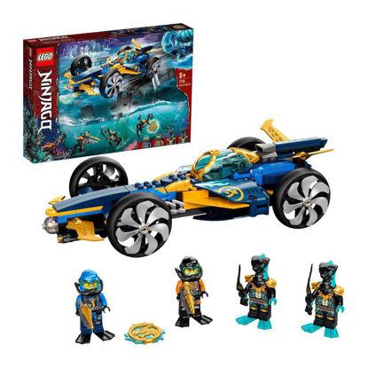 Obrázek LEGO Ninjago 71752 Univerzální nindža auto