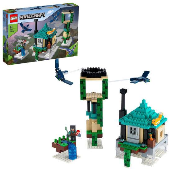 Obrázek z LEGO Minecraft 21173 Věž v oblacích