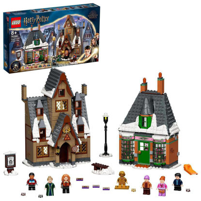 Obrázek LEGO Harry Potter 76388 Výlet do Prasinek