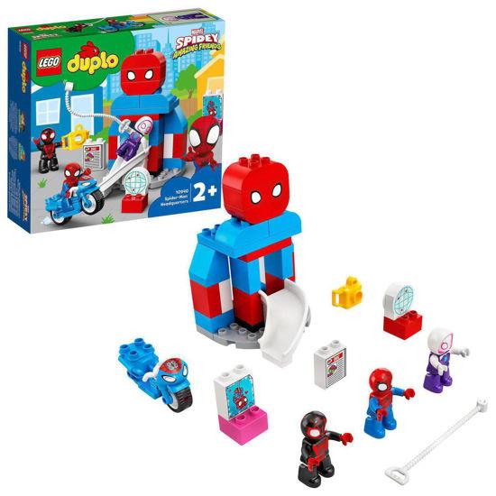 Obrázek z LEGO Duplo 10940 Základna Spider-Mana