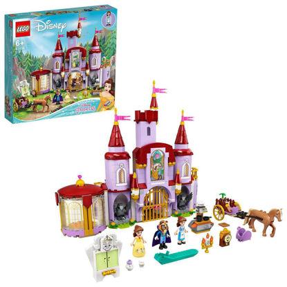 Obrázek LEGO Disney Princess 43196 Zámek Krásky azvířete