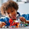 Obrázek z LEGO Minecraft 21172 Zničený portál