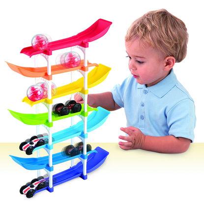 Obrázek Dětská dráha s autíčkem