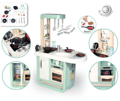 Obrázek Kuchyňka Bon Appetit Cherry pastelová elektronická