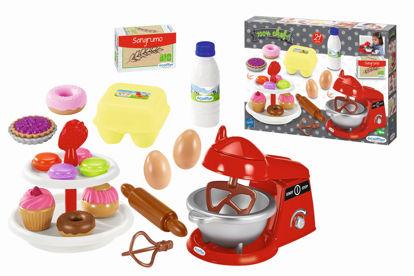 Obrázek Kuchyňský dětský robot s moučníky