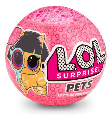 Obrázek L.O.L. Surprise Zvířátka, PDQ, vlna 1