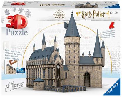 Obrázek Harry Potter - Bradavický hrad 540 dílků