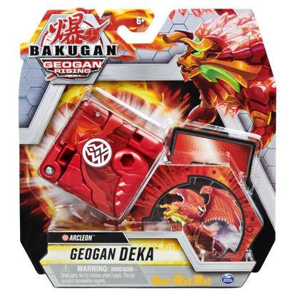 Obrázek BAKUGAN VELKÝ DEKA GEOGAN bojovník S3
