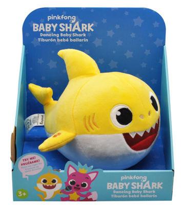 Obrázek Baby Shark tančící, plyš