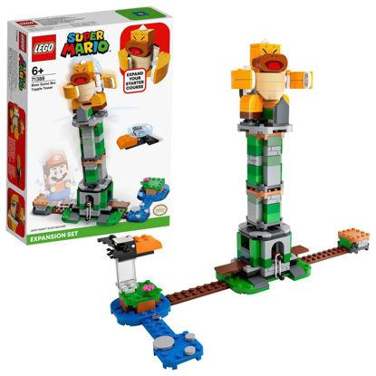 Obrázek Boss Sumo Bro a padající věž – rozšiřující set
