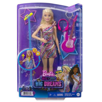 Obrázek Barbie  Dreamhouse ZPĚVAČKA se zvuky