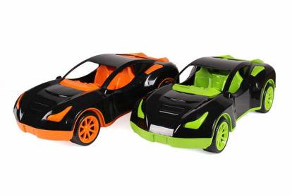 Obrázek Auto sportovní plastové na volný chod