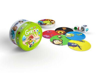 Obrázek Grabolo junior společenská hra v plechové krabičce