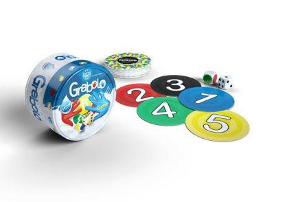 Obrázek Grabolo společenská hra v plechové krabičce