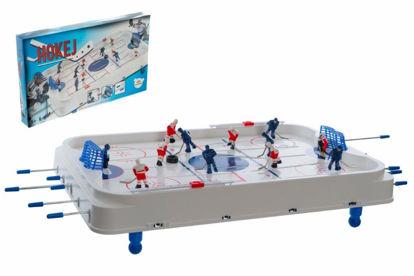 Obrázek Hokej společenská hra 63x41cm plast/kov