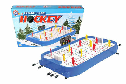 Obrázek Hokej společenská hra plast/kov