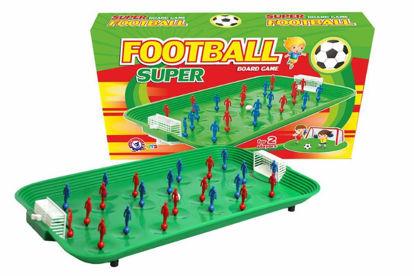 Obrázek Kopaná/Fotbal společenská hra plast/kov v krabici 53x31x8cm