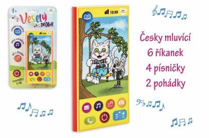 Obrázek Mobil dětský česky mluvící